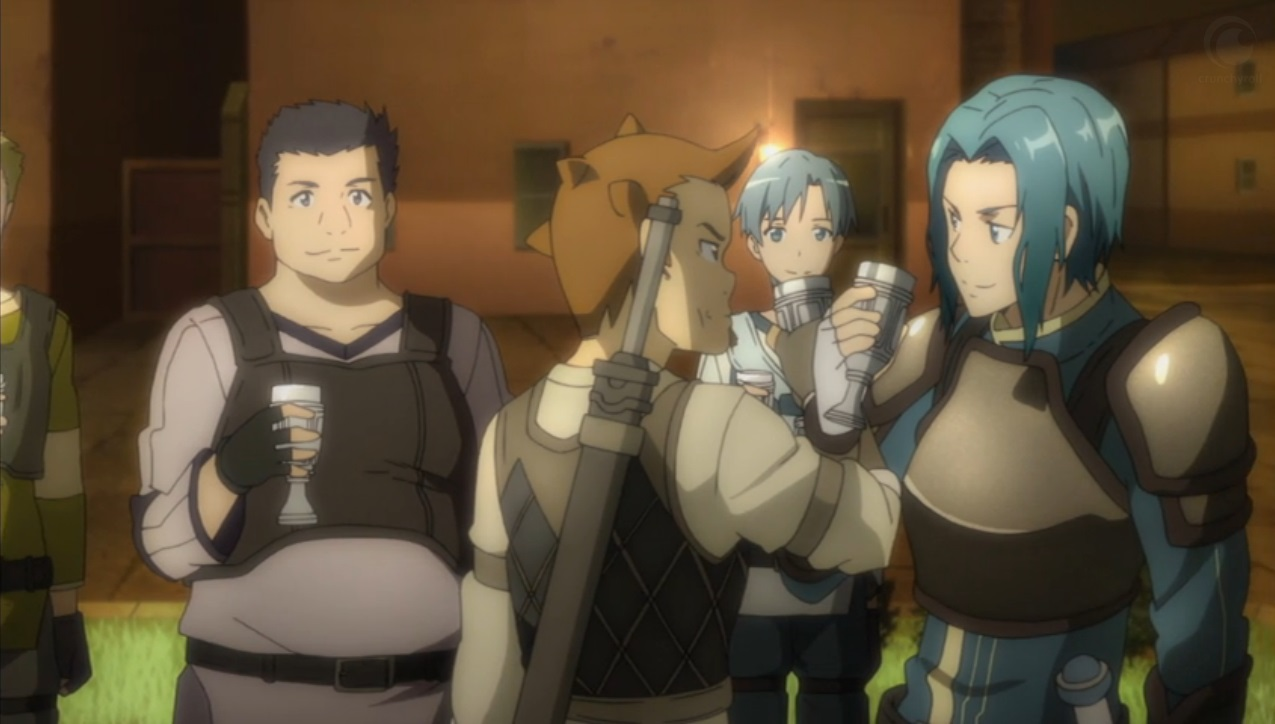 Love Ruins Everyday Life in Sword Art Online: Hollow Fragment - One
