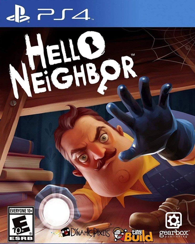 Hello Neighbor Box Art