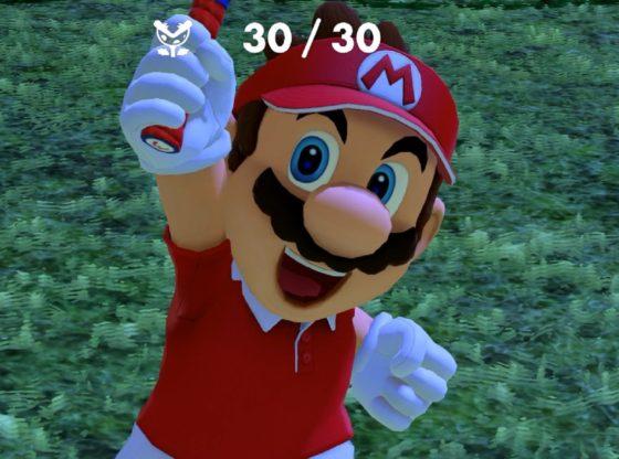 Mario Cheering