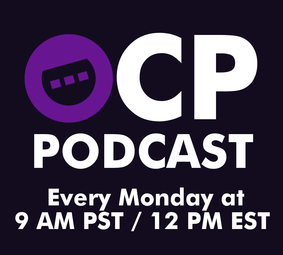 One Controller Port Podcast Every Monday