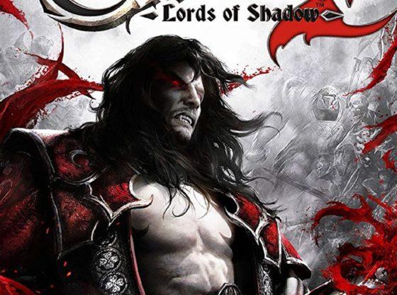 Castlevania: Lords of Shadow 2 Box Art Cut