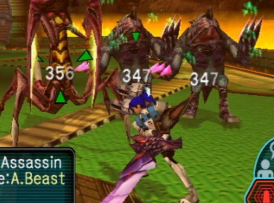 Using the Sword to Hit Multiple Enemies