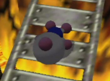 Bomberman 64 Red Mountain